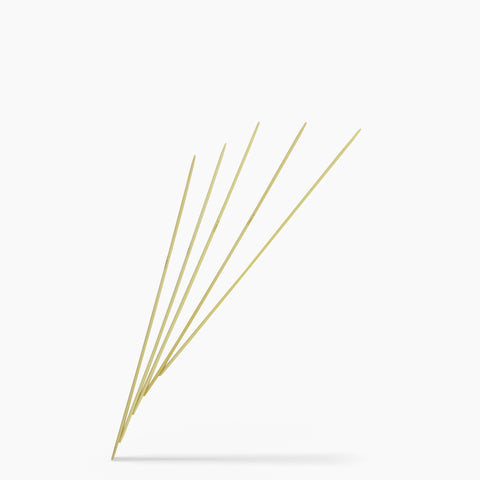 2.25mm #1 8-Inch Bamboo Double Point Knitting Needles