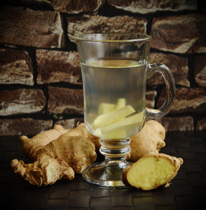 SPEEDY GINGER AND APPLE SHOT JUICE