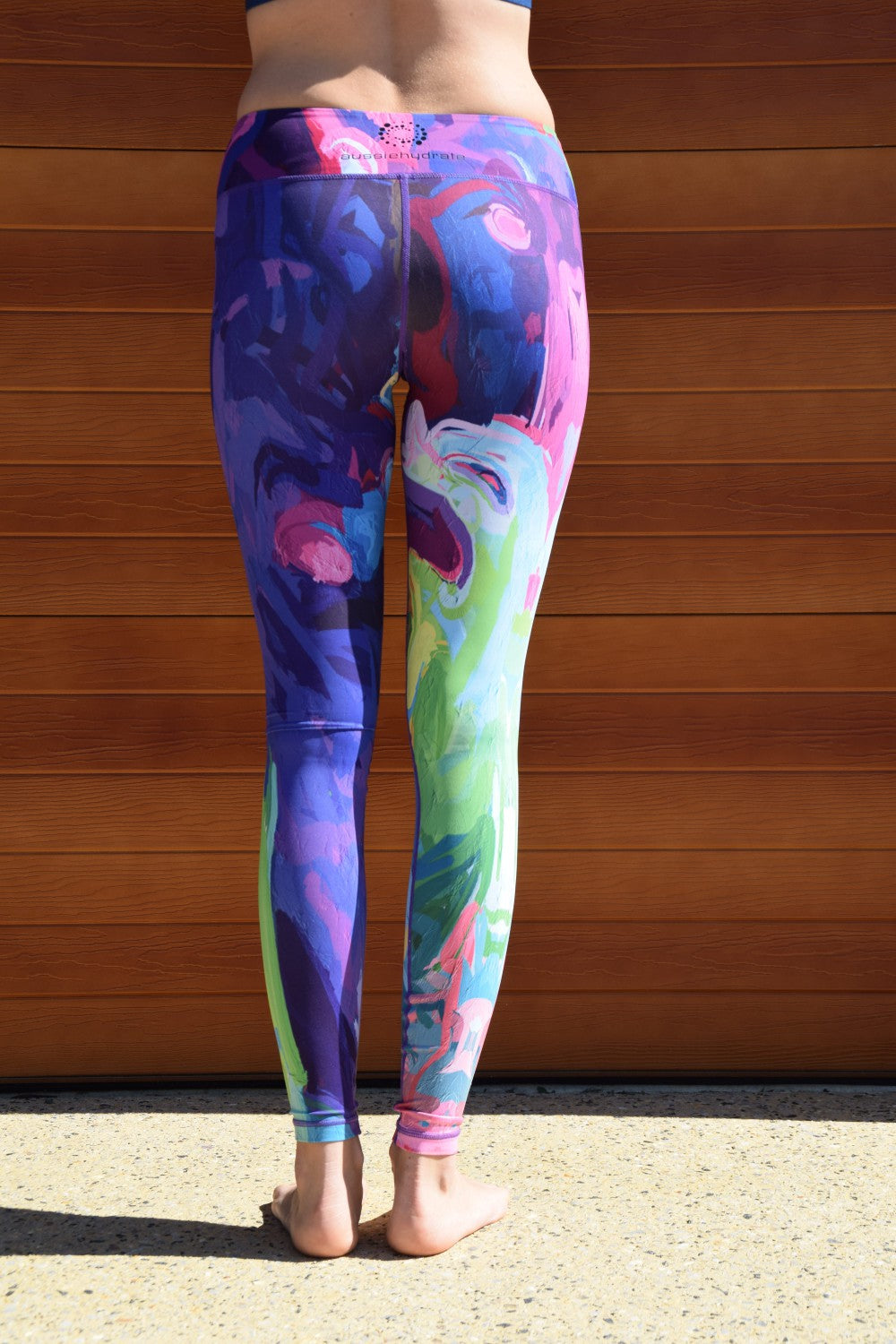 FESTIVAL FULL LENGTH HIGH RISE LEGGINGS