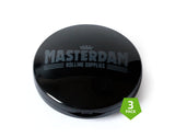 Masterdam Clamshell Wax/Dab Containers (3-Pack)