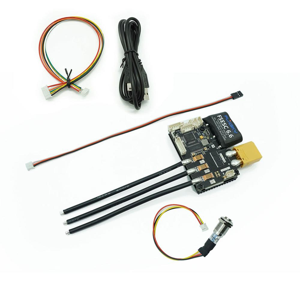 E Bike  ESC 6.6 based upon VESC® 6 with Heat Sink Electric Speed Controller