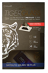 Ecran verre trempé Galaxy S8 Plus (Tiger Glass)