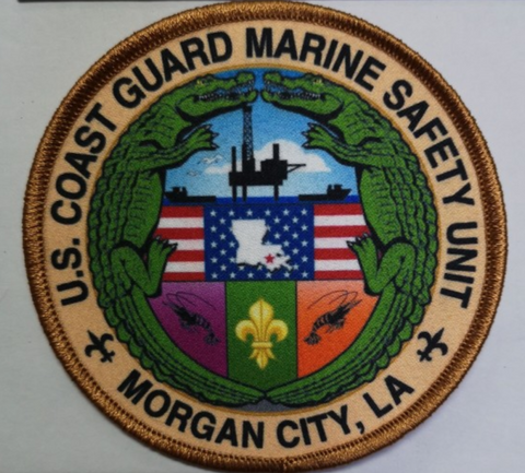 MSU Morgan City Patch