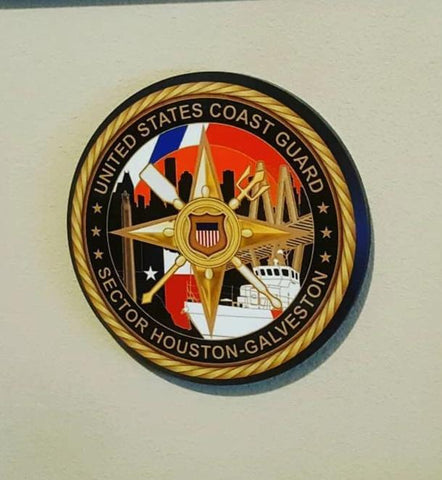 Plaque - Custom Round