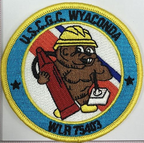 USCGC Wyaconda Patch