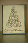 Handmade Christmas Cards ~ Set of 8, 16 or 25 Completed Cards