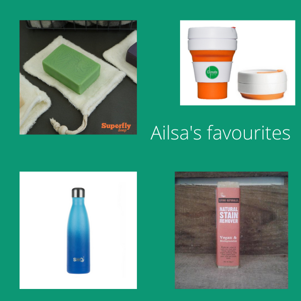 Ailsa shares some of her favourite products with you