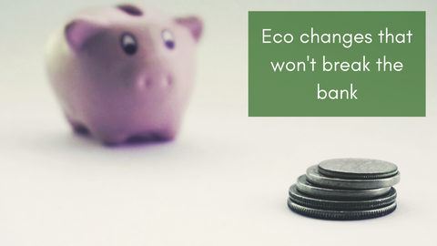 Eco changes that won't break the bank