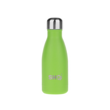 Load image into Gallery viewer, SHO eco-friendly reusable bottle gecko green 260ml