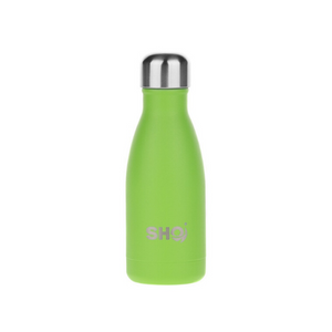 SHO eco-friendly reusable bottle gecko green 260ml