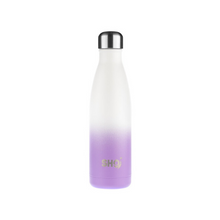 Load image into Gallery viewer, SHO eco-friendly reusable bottle frosted lilac 500ml