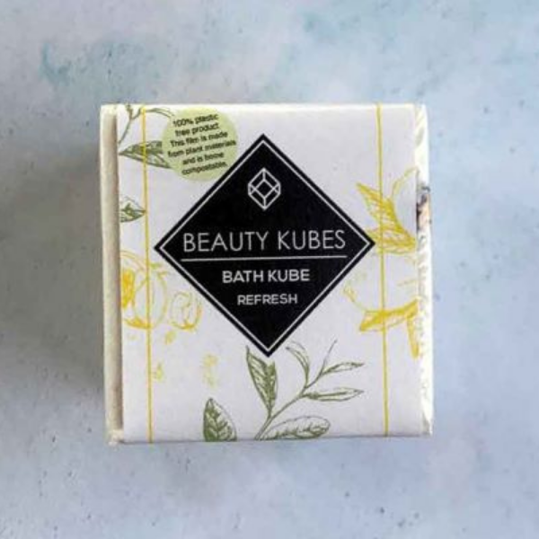 Beauty Kubes bath kube refresh