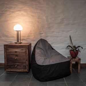 Eco-friendly bean bag Pebble and orca