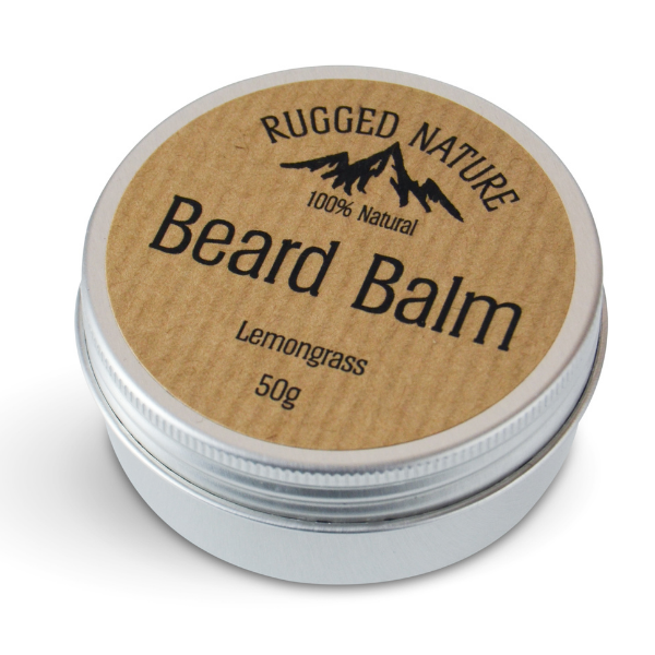 Beard balm lemongrass