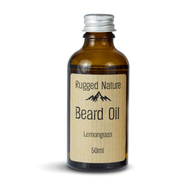 Beard oil lemongrass