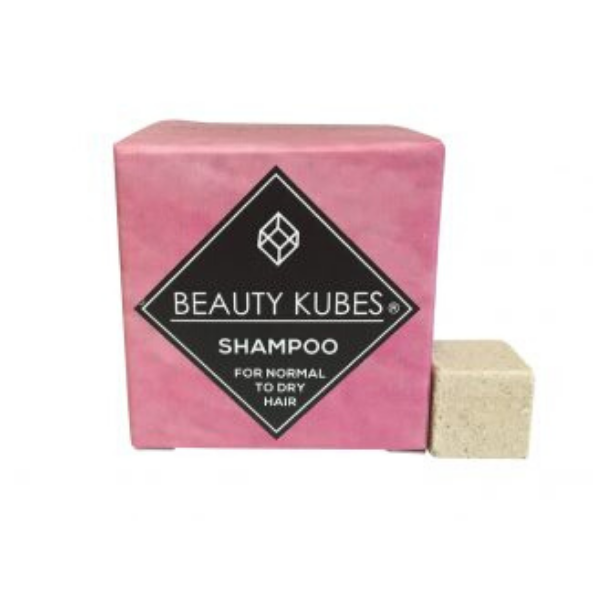 Beauty kubes shampoo for normal to dry hair (full size)