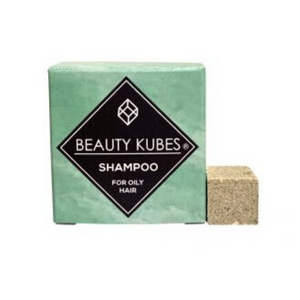Beauty kubes shampoo for oily hair (full size)