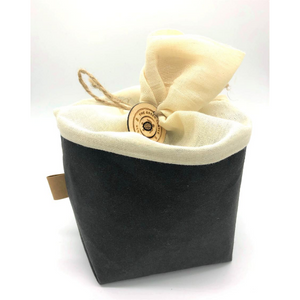 Eco-friendly gift set black