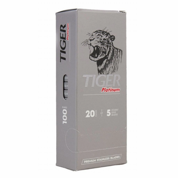 Tiger safety razor blades