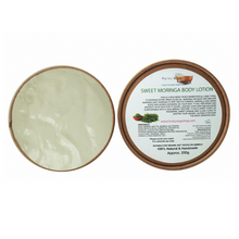 Load image into Gallery viewer, Eco-friendly body lotion sweet moringa