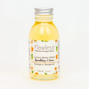 Luxury eco body wash Sparkling citrus
