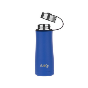 SHO Fortis reusable bottle Bright blue