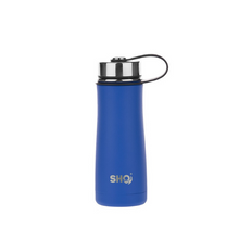 Load image into Gallery viewer, SHO Fortis reusable bottle Bright blue