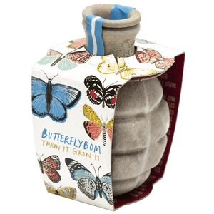 Seedbom gift set Butterflybom