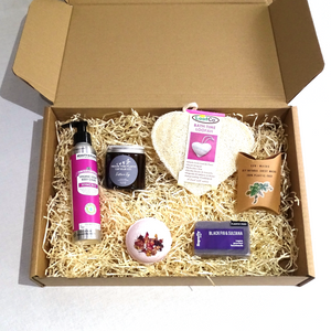 Eco-friendly gift set Pamper Festive Fig