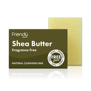 Friendly Soap facial soap fragrance free