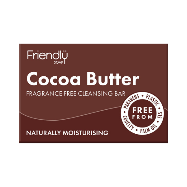 Friendly Soap eco-friendly facial soap cocoa butter