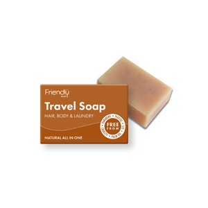 Friendly Soap travel soap bar