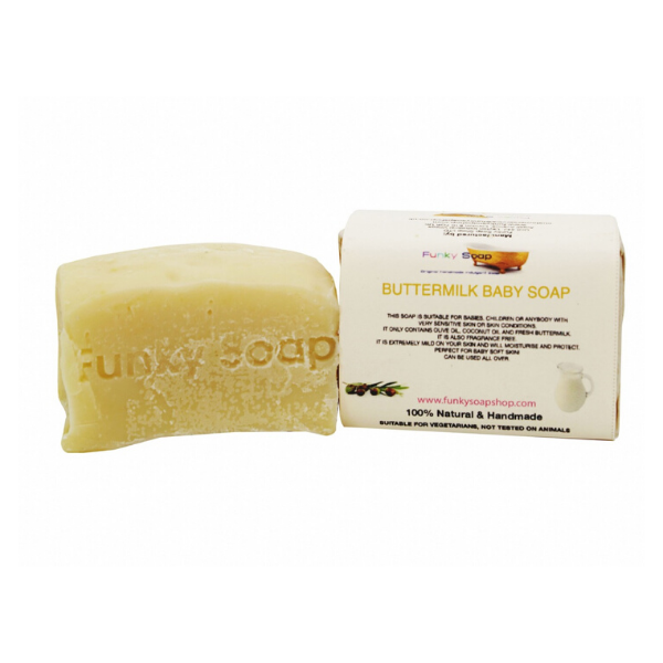 Funky soap baby soap