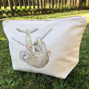 Eco mini bag Sophie the Sloth