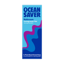 Load image into Gallery viewer, Ocean saver cleaning pod bath pomegranate