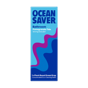 Ocean saver cleaning pod bath pomegranate