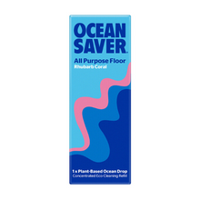 Load image into Gallery viewer, Ocean saver cleaning pod floor rhubarb