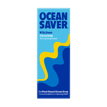 Load image into Gallery viewer, Ocean saver cleaning pod kitchen citrus