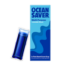 Load image into Gallery viewer, Ocean saver cleaning pod multi lavender