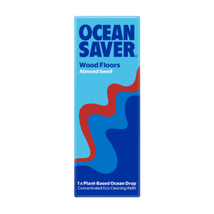 Ocean saver cleaning pod wood floor almond