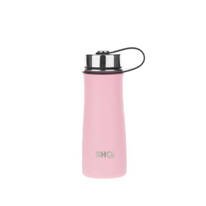 SHO Fortis reusable bottle Pastel pink