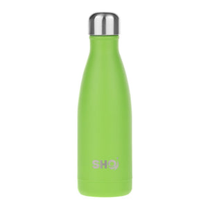 SHO eco-friendly reusable bottle gecko green 500ml