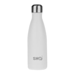 SHO eco-friendly reusable bottle ice white 500ml