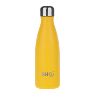 SHO eco-friendly reusable bottle yellow 500ml