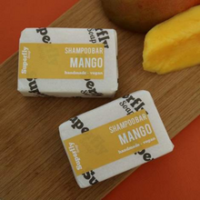 Load image into Gallery viewer, Superfly Soap shampoo bar mango