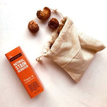 Load image into Gallery viewer, Eco-friendly laundry soapnuts and stain remover