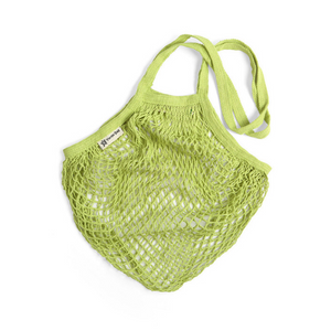 Long-handled string bag lime
