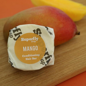 Eco-friendly Superfly conditioner mango
