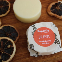 Load image into Gallery viewer, Eco-friendly Superfly conditioner orange