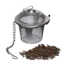 Load image into Gallery viewer, Stainless steel eco-friendly tea basket